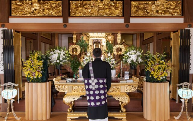 葬儀・寺院葬